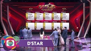 Inilah 10 Group Top 30 Round 2 | D'Star