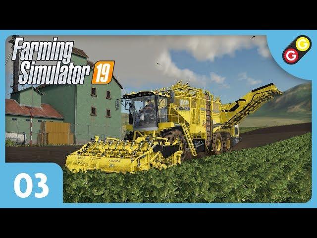 Farming Simulator 19 #03 On accepte un contrat audacieux ! [FR]