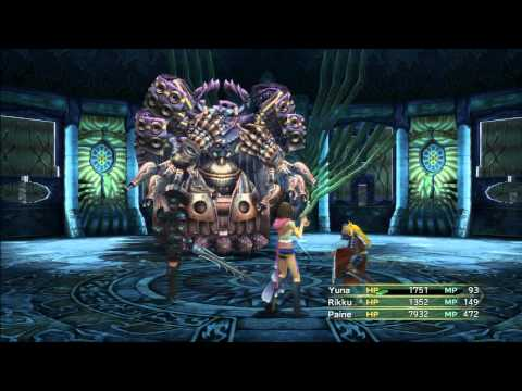 Final Fantasy X-2 Remaster - Djose: Max Level Experiment