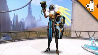 This Isn't Even My TRUE Form! Overwatch Funny & Epic Moments 648