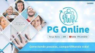 PG ONLINE com Pr. Anésio Biasoto