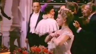 Gwen Verdon, Lana Turner - Merry Widow - 1952