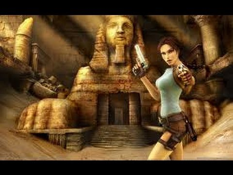TOMB RAIDER 1 (Film-Game Complet HD Fr PSX)