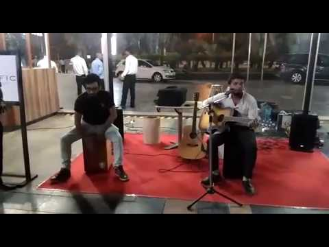 # pacific mall Delhi | live Music by Music saadgi.
