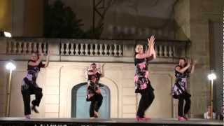 danse Flamenco - Estrella flamenca - fête de la musique de Béziers