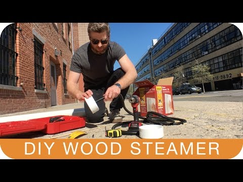 How to Make a Chair | Episode 6: DIY WOOD STEAMER
