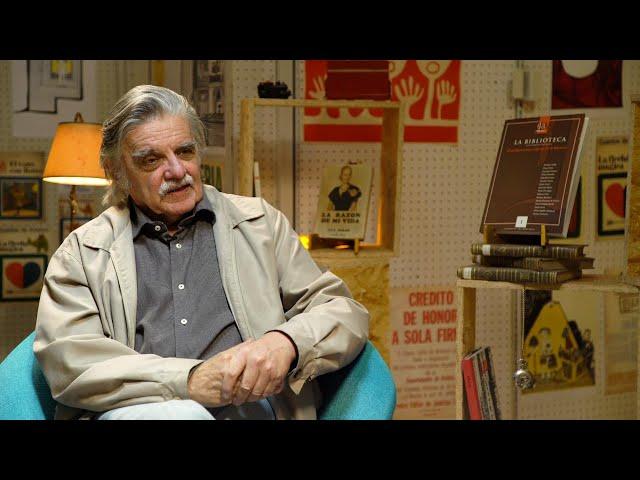 UN LIBRO OCUPA MUCHO ESPACIO - Horacio González. Historia, archivo y enigmas
