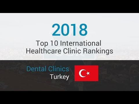 10 Best Dental Clinics in Turkey (English speaking)