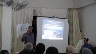 חזון לאומי - חזון לאומי: הרצאה מלאה: איתי ראובני (NGO Monitor) - ארגונים זרים הפועלים בישראל ומימונם