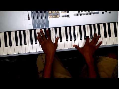 Gospel Keyboard Chord Progressions Pt2 Youtube