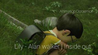 Lily - Alan Walker, K-391 & Emelie Hollow (Animation) | Doraemon