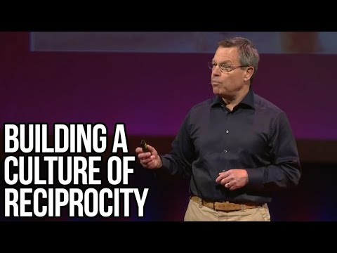Building a Culture of Reciprocity | Wayne Baker