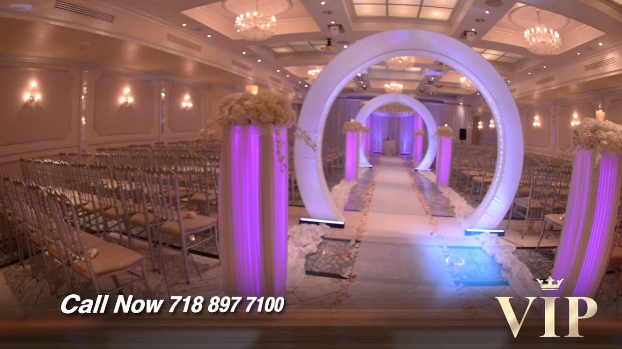 Wedding decor elite palace by vip flowers june 172014 youtube junglespirit Images