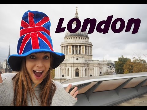 A DAY IN THE LIFE OF....A LONDON TOURIST