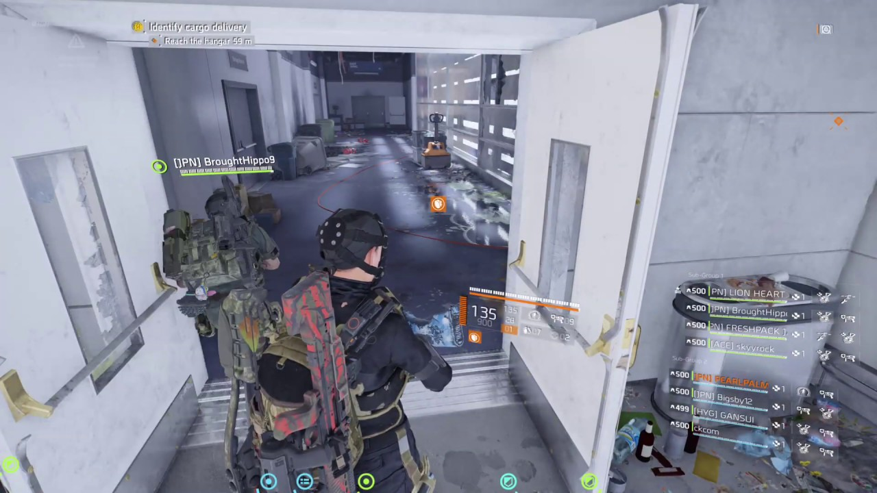 Tom Clancy's The Division 2 (RAID) - YouTube