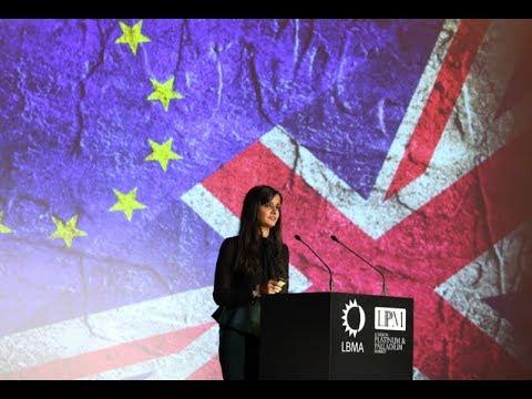 Regulatory Update - Sakhila Mirza, LBMA Executive Director and General Counsel