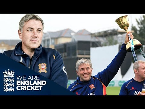 Meet England's New Fast Bowling Coach: Chris Silverwood