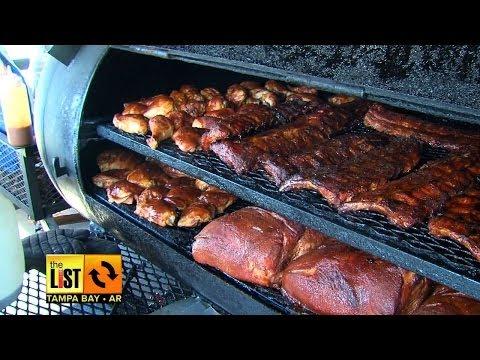 Around Tampa: Florida BBQ Hotspot, Cheating Tampa Bay, Harry Potter Expansion
