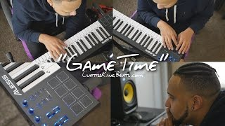 Behind The Beat - Game Time - Produced by Curtiss King Beats | CurtissKingBeats.com