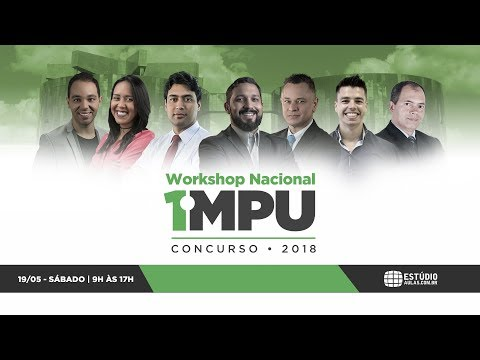 Workshop Nacional MPU [ AULÃO ELEVATOR MPU ]