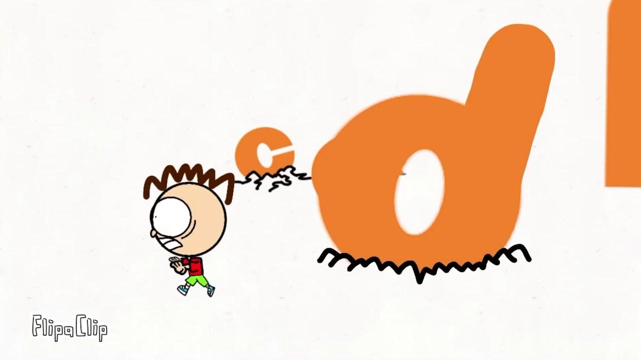 Nickelodeon Faustino The Series Bumper
