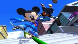 O Rato Mickey | Disney Sports Skateboarding | Part 1 | ZigZag Kids
