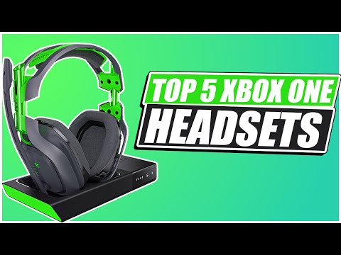 Top 5 BEST Headsets For Xbox One Of [2020]