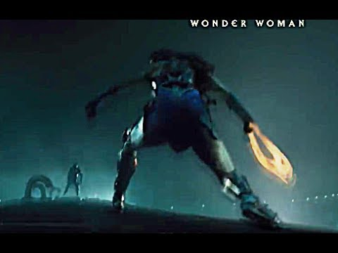 wonder woman diana vs ares trailer 2017 superhero movie hd