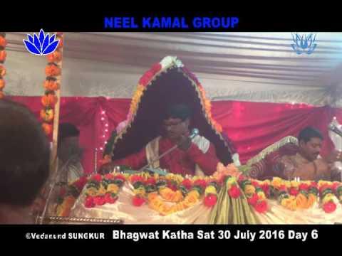 Bhagwat Katha, Neel Kamal Group, Mare Tabac Day 6