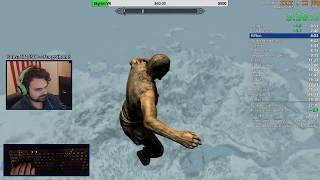 The Elder Scrolls V: Skyrim Main Quest Speedrun PB 28:26 IGT (7/13/18)