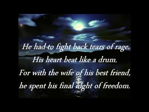 Nightwish - Over The Hills And Far Away (lyrics)