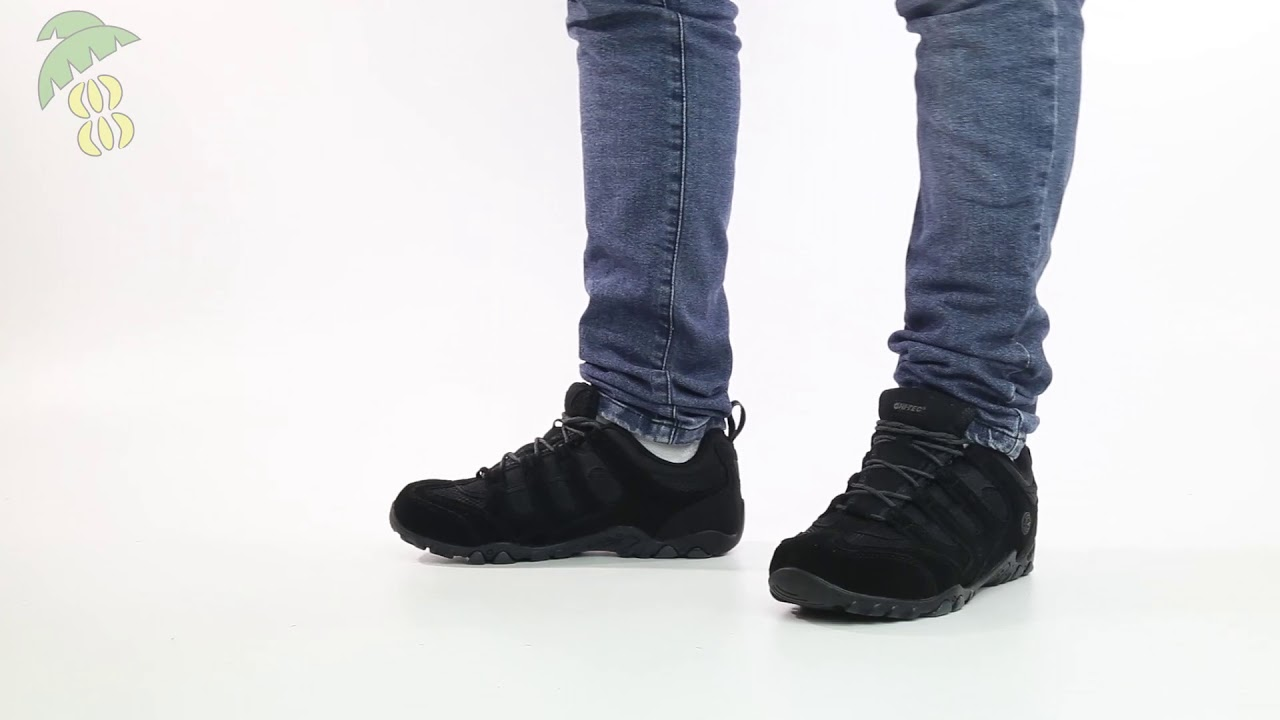 Zapatillas de Senderismo Mujer 43 Hi-Tec Quadra Classic Womens