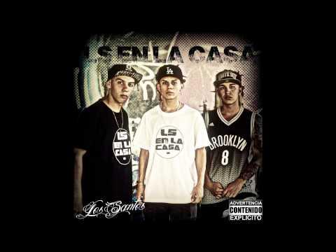 07-Los Santos - Este soy yo (Con El Abuelo BP)