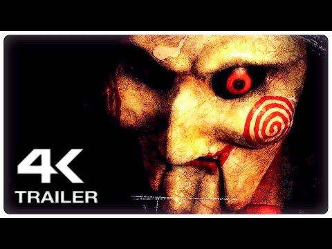 ПИЛА ׃9 СПИРАЛЬ Русский Трейлер #1 (4K ULTRA HD) НОВЫЙ 2020 Даррен Линн Боусман Horror Movie HD