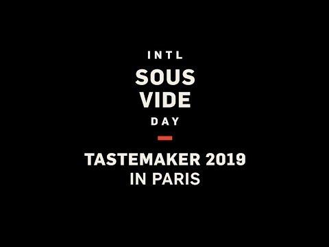 ISVD 2019 Tastemaker: Chef Rickie Perez In Paris