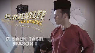 Di Balik Tabir | P Ramlee The Musical | Enfiniti MY