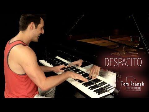 Despacito (Piano Cover) - Tom Franek