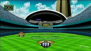 Baseball Blast! Nintendo Wii Gameplay - Carni-Ball