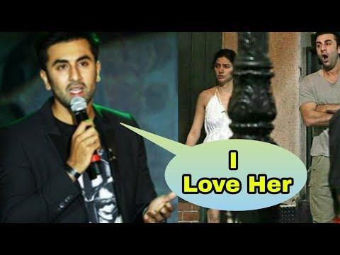 Omg! Ranbir Kapoor finally accepts his love for Mahira Khan?  RanbirMahira in Relationship ❤