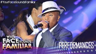 "Your Face Sounds Familiar: Denise Laurel as Neyo - ""Closer"""