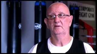 Boxing Sydney -  JOHNNY LEWIS @ Corporate Fight Gym