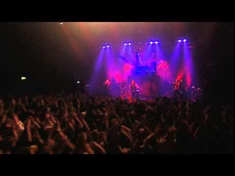 HammerFall - Heeding the Call (Live at Lisebergshallen, Sweden, 2003) HD