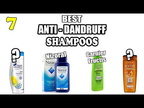 Top 7 Best Anti-Dandruff Shampoos In India
