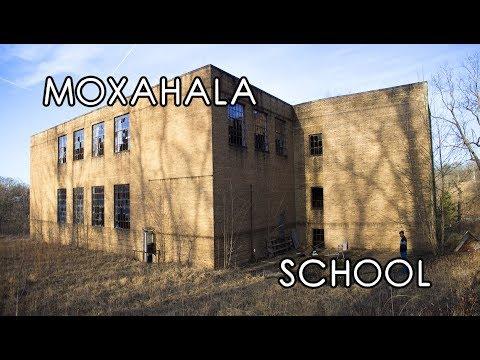 THE SCHOOL ON THE HILL - Abandoned Moxahala Elementary | Abandoned Ohio