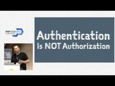 Securing Your HTTP API with Hawk - Beau D. Simensen #phptour