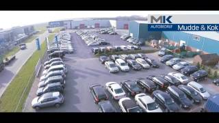 Impressie autobedrijf Mudde & Kok