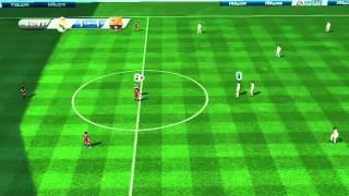 Fifa 2011 (Wii) Online Match#8 - Real Madrid vs Barcelona (Dazran303 vs picolorey)