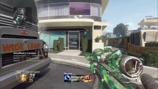The Most INSANE Black Ops 2 Clip You'll Ever Witness