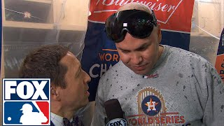 Carlos Beltran on winning World Series: