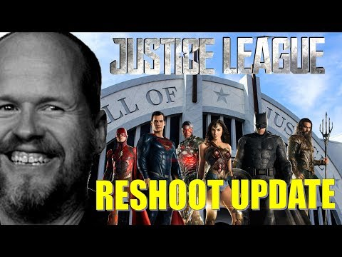 Justice League RESHOOT UPDATE! Hall of Justice!!...??